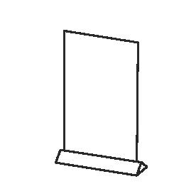Prezentery i stojaki z plexi
