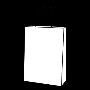 Torby papierowe foliowane